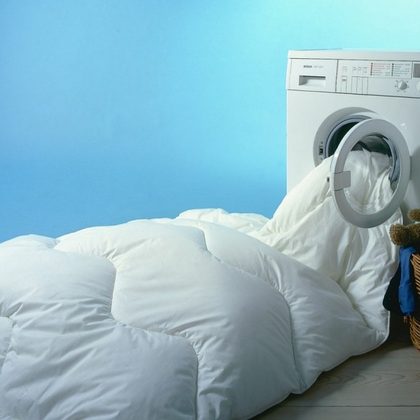敷布団を自宅で洗濯