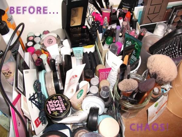 化粧品の収納7つの方法