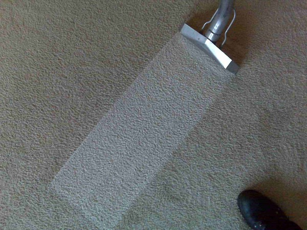 絨毯掃除の5つのポイント