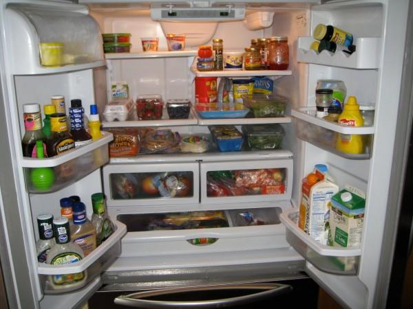 冷蔵庫の収納8つの方法