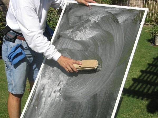 簡単に出来る網戸の掃除7つの方法
