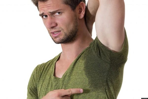 脇汗を止める7つの方法